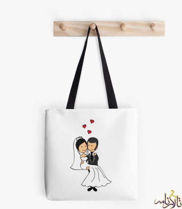 کیف وسایل ضروری روز عروسی مخصوص عروس
