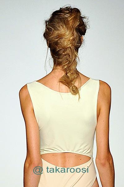 مدل موهای برتر هفته موی نیویورک مناسب عروس