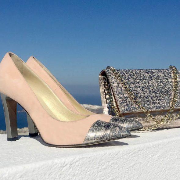 کیف و کفش عروس | ۱۶ نکته مهم خرید کیف و کفش | (قیمت و مدل) کیف و کفش عروس