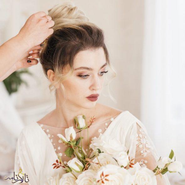 ۱۳ ترفند انتخاب آرایشگاه مناسب عروس
