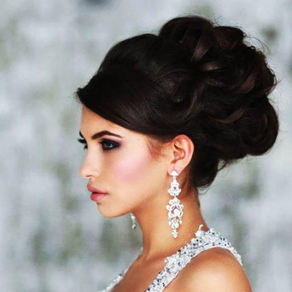 گوشواره عروس   مدل (گوشواره عروس) جدید   شیک ترین عکس گوشواره عروسی ۲۰۲۰